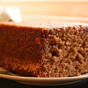 Guiness &amp; Gingerbread Cake