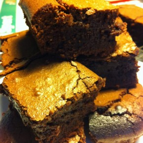 Yummy Scrummy Chocolate Brownies