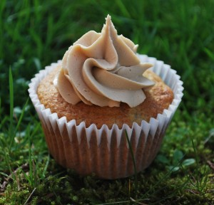 Banoffee Cupcake