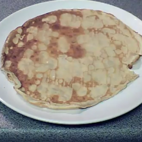 Pancake Day Video Recipe!