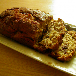 Big Bad Banana Bread
